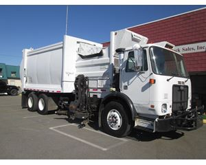 Autocar Xpeditor Garbage Truck