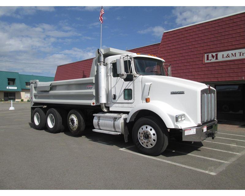 2005 Kenworth T800 Heavy Duty Dump Truck For Sale ...Kenworth Dump Trucks For Sale Washington