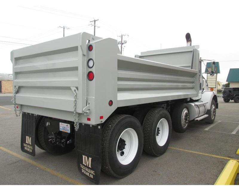 2011 Kenworth T800 Heavy Duty Dump Truck For Sale ...Kenworth Dump Trucks For Sale Washington