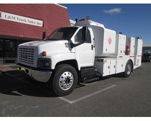 GMC TOPKICK C8500 Service / Utility Truck