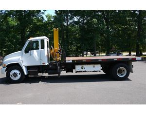 EFFER 95/3S Boom Truck Crane