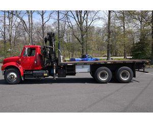 HIAB 200C-3 Boom Truck Crane