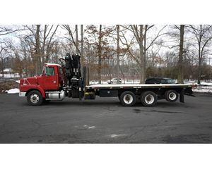 HIAB 250-3 Boom Truck Crane