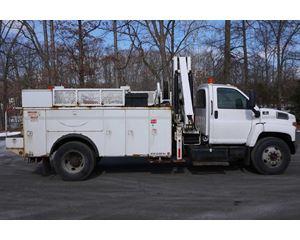 IMT 1295-9000 Boom Truck Crane