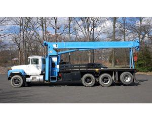 Manitex 2284 Boom Truck Crane