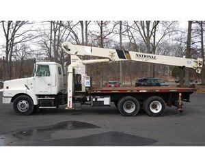 National 600C Boom Truck Crane