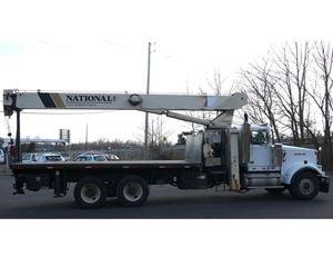 National 990 Boom Truck Crane