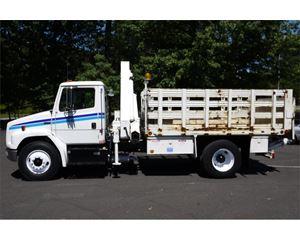 National N65A-32 Boom Truck Crane