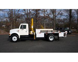 National N65A Boom Truck Crane