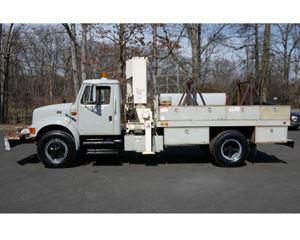 National N95 Boom Truck Crane