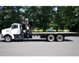 PM 34S Boom Truck Crane