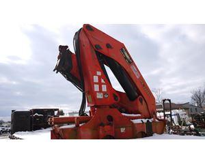 Palfinger PK32080 Boom Truck Crane