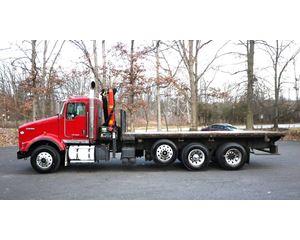 Palfinger PK8501 Boom Truck Crane