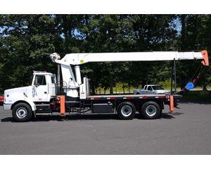 QMC QLC38B Boom Truck Crane