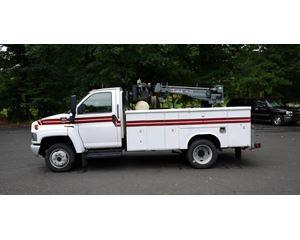 Venturo ET10KX Boom Truck Crane
