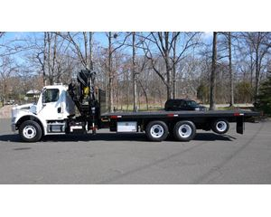 Freightliner BUSINESS CLASS M2 112 Bucket / Boom Truck