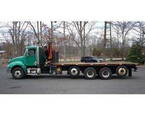 Freightliner CL120 Bucket / Boom Truck
