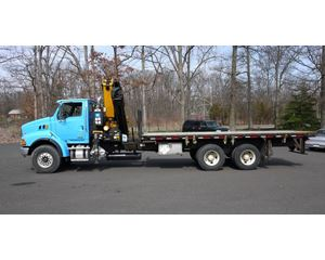 Sterling LT9500 Bucket / Boom Truck