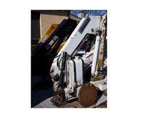 Cormach 13500E Boom Truck Crane