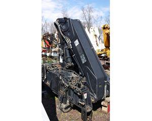 HIAB 300-3 Boom Truck Crane