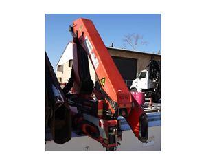 Palfinger PK13000 Boom Truck Crane