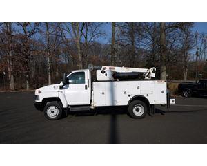 GMC TOPKICK C5500 Crane Truck