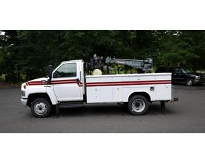 GMC TOPKICK C6500 Crane Truck