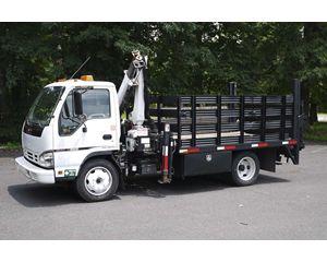 GMC W5000 Crane Truck