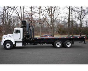 Peterbilt 335 Crane Truck