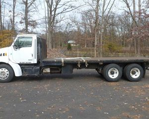 Sterling LT7500 Flatbed Truck