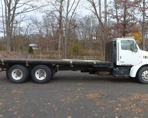 Sterling LT7500 Flatbed Truck