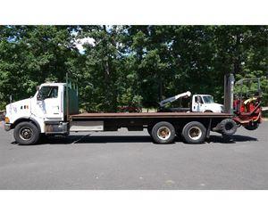Sterling LT9500 Flatbed Truck