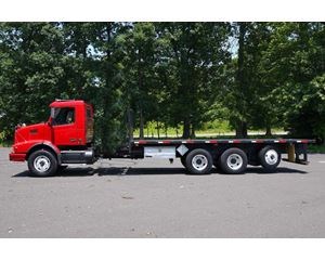 Volvo VHD64F200 Flatbed Truck