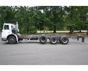 Volvo WX42 Flatbed Truck
