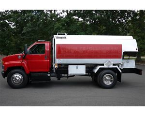 Chevrolet KODIAK C8500 Fuel / Lube Truck
