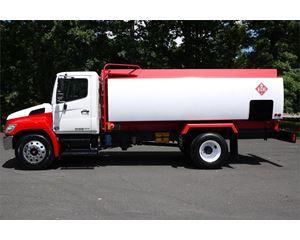 Hino 338 Gasoline / Fuel Truck