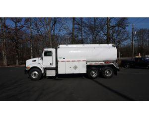 Peterbilt 335 Gasoline / Fuel Truck