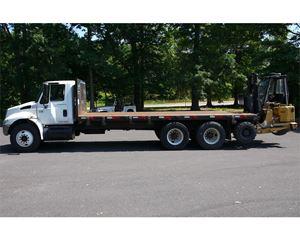 Eagle Picher TM50 Mast Forklift