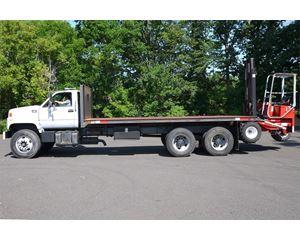 Moffett M5000 Mast Forklift