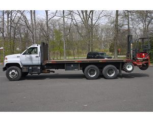 Moffett M5500 Mast Forklift