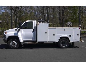Chevrolet KODIAK C4500 Service / Utility Truck
