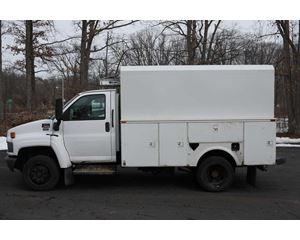 GMC TOPKICK C5500 Service / Utility Truck