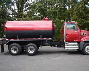 Sterling LT9500 Sewer Truck