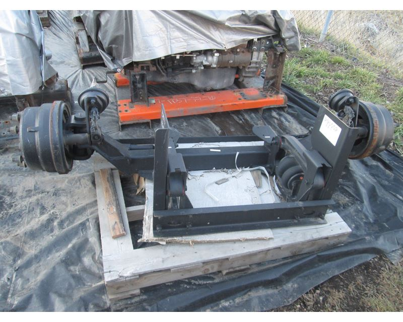 Hendrickson trailer lift axles - The wanted life online