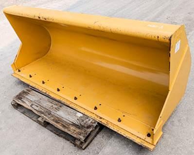 Caterpillar Backhoe Bucket for a Caterpillar 416D, 420D