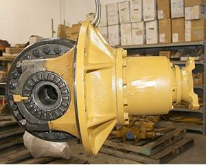 Caterpillar 824C Differential