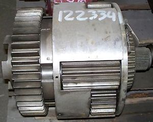 Caterpillar D350E Differential