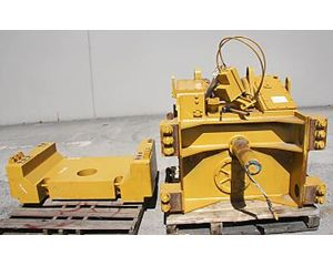Caterpillar D10R Winch