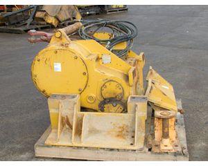 Caterpillar D6H Winch