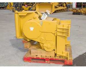Caterpillar D6T Winch